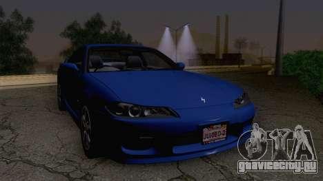 Nissan Silvia S15 Stock для GTA San Andreas