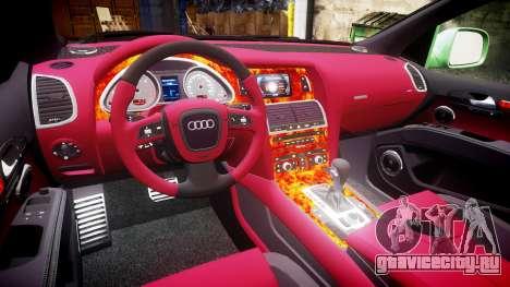 Audi Q7 2009 ABT Sportsline [Update] rims2 для GTA 4 вид сбоку