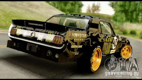 Ford Mustang 1965 Ken Block для GTA San Andreas