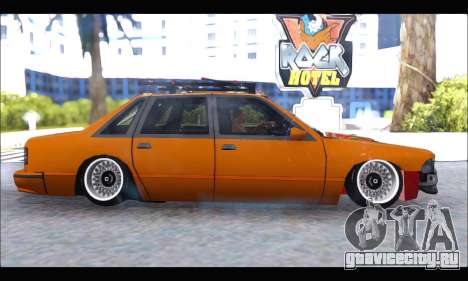 Taxi Extreme Tuning (Hellalfush) для GTA San Andreas вид слева