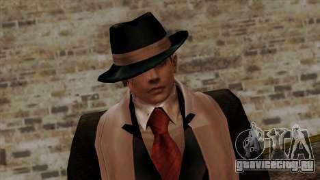 Resident Evil Skin 6 для GTA San Andreas третий скриншот