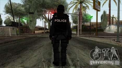Police Skin 12 для GTA San Andreas второй скриншот