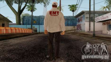 Doctor Skin 1 для GTA San Andreas второй скриншот