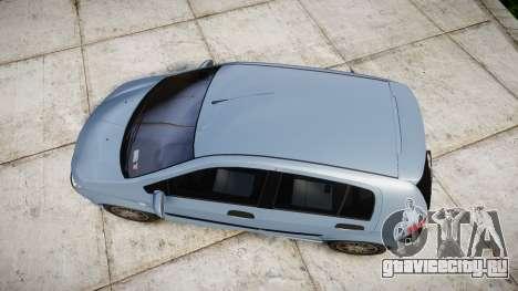 Hyundai Getz 2006 for ENB для GTA 4 вид справа