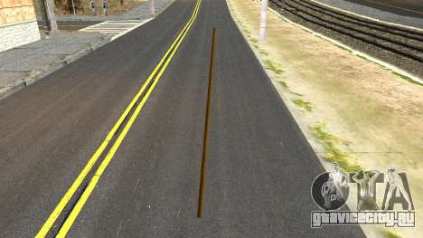 Poolcue from GTA 4 для GTA San Andreas