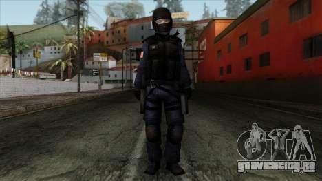 Police Skin 12 для GTA San Andreas