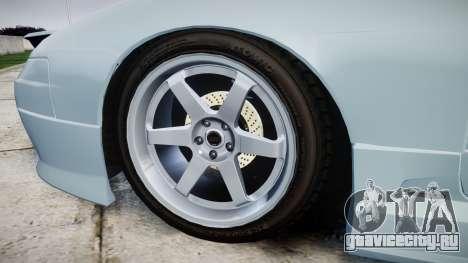 Nissan Onevia S15 для GTA 4 вид сзади