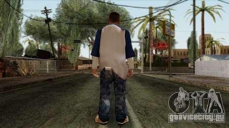 GTA 4 Skin 20 для GTA San Andreas второй скриншот