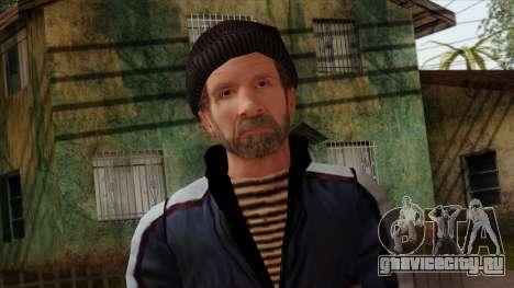 GTA 4 Skin 25 для GTA San Andreas третий скриншот