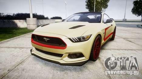 Ford Mustang GT 2015 Custom Kit red stripes для GTA 4