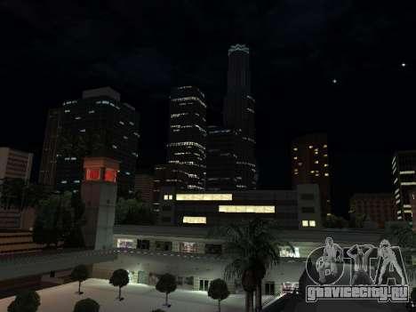 Real California Timecyc для GTA San Andreas двенадцатый скриншот