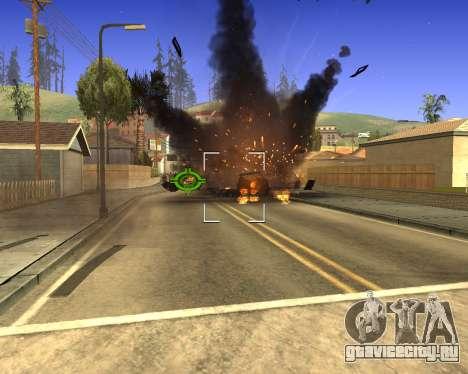 GTA 5 Effects для GTA San Andreas четвёртый скриншот