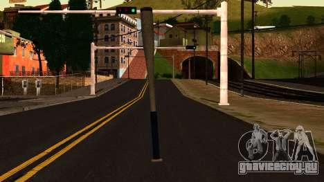Baseball Bat from GTA 4 для GTA San Andreas