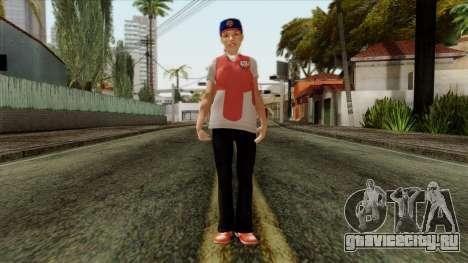 GTA 4 Skin 81 для GTA San Andreas