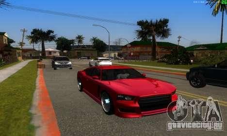 Новые маршруты транспорта для GTA San Andreas третий скриншот