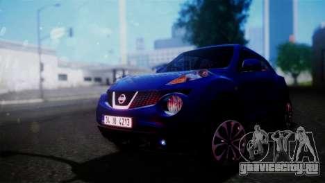 Nissan Juke 2012 для GTA San Andreas