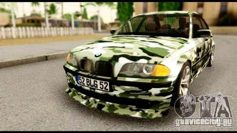 BMW M3 E46 TSK для GTA San Andreas