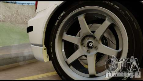 Honda Civic 1.4 Mehmet ALAN для GTA San Andreas вид справа