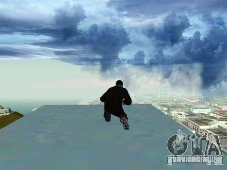 SFR2 New Skin для GTA San Andreas четвёртый скриншот