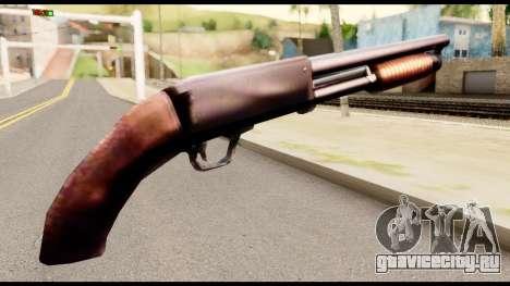 M37 from Metal Gear Solid для GTA San Andreas второй скриншот