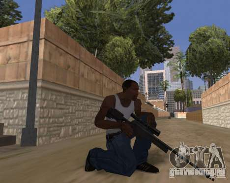 HD Weapon Pack для GTA San Andreas