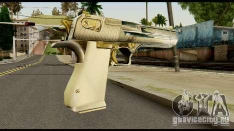 Desert Eagle from Max Payne для GTA San Andreas второй скриншот