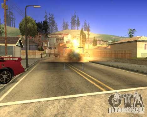 GTA 5 Effects для GTA San Andreas третий скриншот