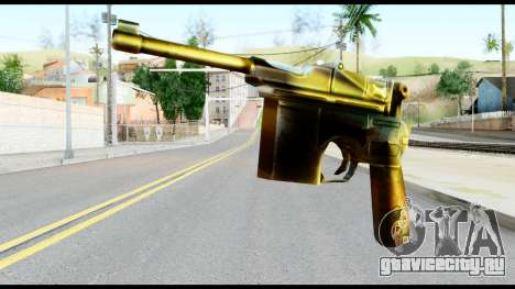 Mauser from Metal Gear Solid для GTA San Andreas