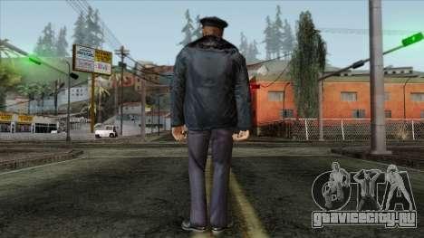 Police Skin 11 для GTA San Andreas второй скриншот