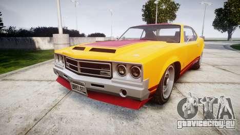 Declasse Sabre GT Little Wheel для GTA 4
