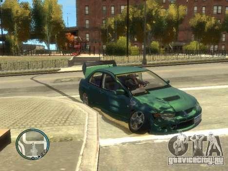 Big Car Damage для GTA 4 третий скриншот