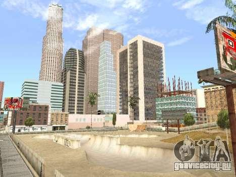 Real California Timecyc для GTA San Andreas одинадцатый скриншот