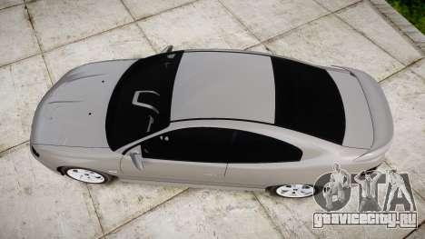 Pontiac GTO 2006 17in wheels для GTA 4 вид справа