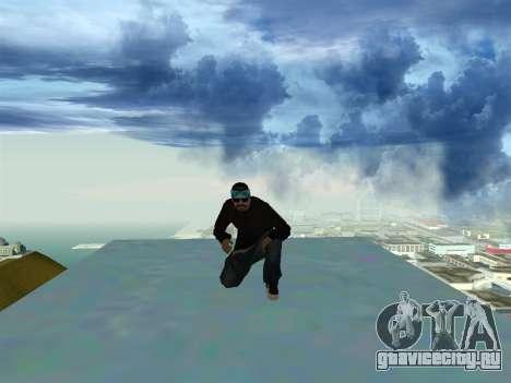 SFR2 New Skin для GTA San Andreas третий скриншот