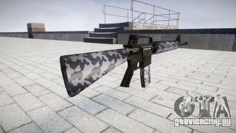 Винтовка M16A2 siberia для GTA 4 второй скриншот