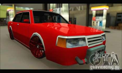 New Nebula для GTA San Andreas
