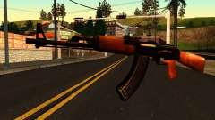 AK47 from Chernobyl 3: Underground для GTA San Andreas
