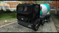 Iveco Trakker 2014 Concrete Snow (IVF & ADD)