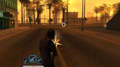 C-HUD by Fawkes (Fix) v2 для GTA San Andreas