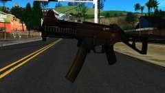 UMP9 from Battlefield 4 v2 для GTA San Andreas
