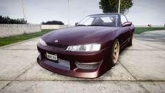 Nissan Silvia S14 Sil80