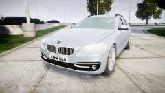 BMW 525d F11 2014 Facelift [ELS] Unmarked