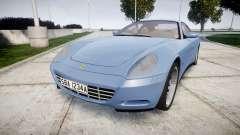Ferrari 612 2007 Hamann