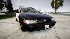 Ford Crown Victoria LAPD [ELS] для GTA 4