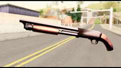 M37 from Metal Gear Solid для GTA San Andreas