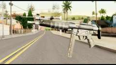 MP5 со Сложенным Прикладом