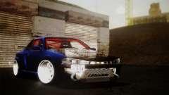 Nissan Silvia S15 DC Hunter для GTA San Andreas