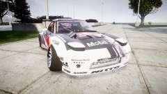 Mazda RX-7 Rocket Bunny MadMake для GTA 4