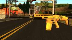 FN SCAR-H from Medal of Honor: Warfighter
