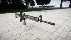 Винтовка M16A2 siberia